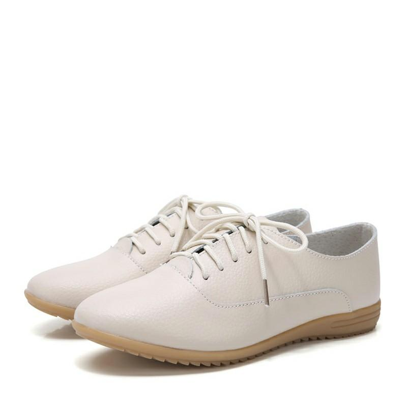 New-styled cowhide cozy shoes in 2020