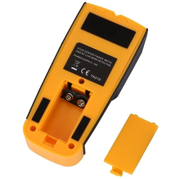 LCD Stud Center Finder Metal and AC Live Wire Detector