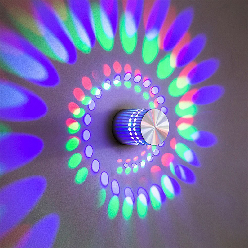 Alpha Swirl LED - FOUNTAIN™