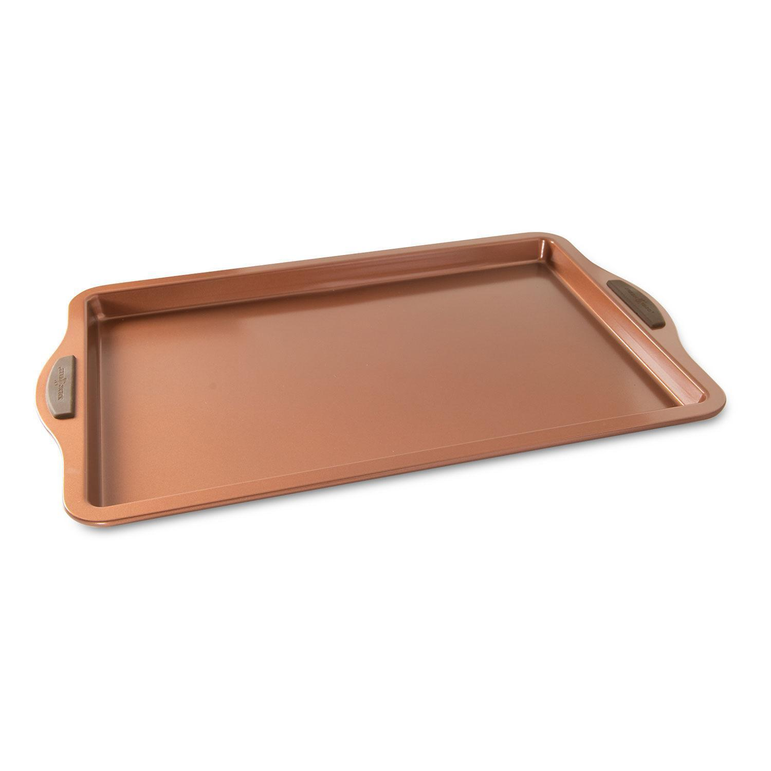 Ware 5-Piece Copper Everyday Bakeware Set-Bakeware Sets 3.24