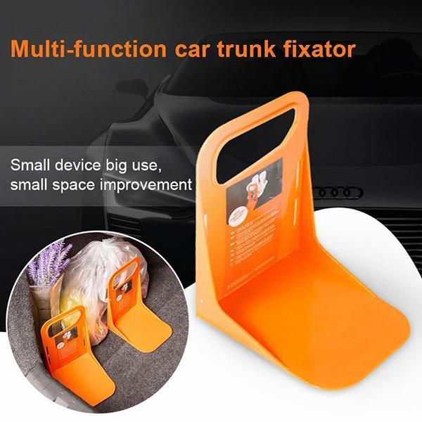 (FACTORY OUTLET-50%OFF)CAR TRUNK MULTIFUNCTION FIXED BAFFLE