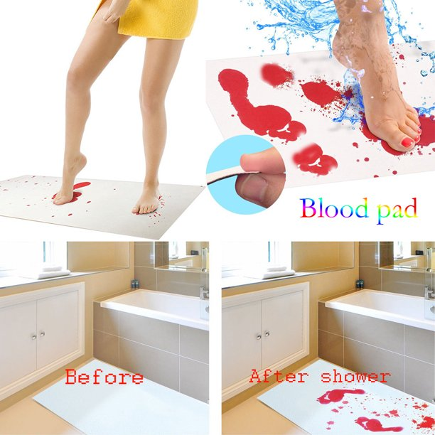Bloody Bath Mat 🎁 Buy 2 get 1 free