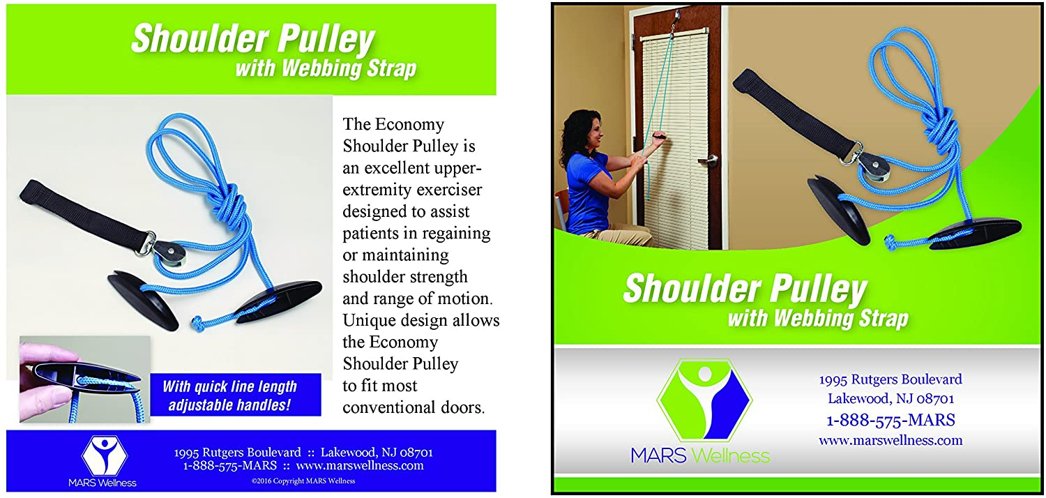 Shoulder Rope Pulley For Exercise And Therapy