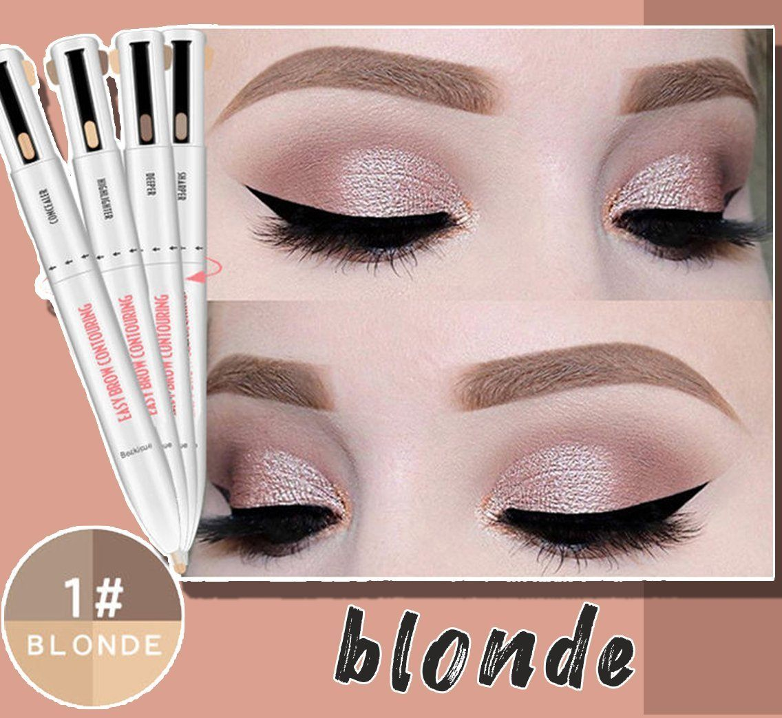 4-in-1 Brow Contour & Highlight Pen(Buy 2 Free Shipping)