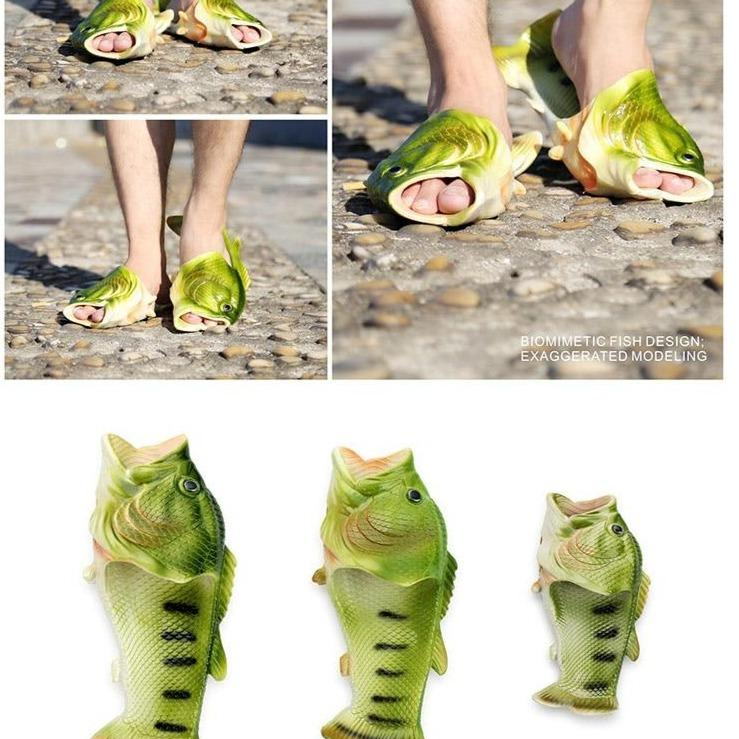 Mishers ™ Funny Fish Flip-Flop📢 50% OFF