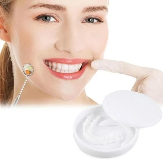 🎉50% OFF ONLY LAST 2 DAYS🎉 Perfect Smile Snap-on Braces