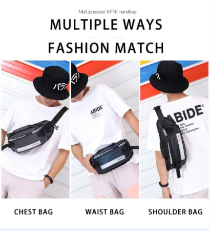 【🥳BUY 1 FREE 1🥳】FANNY PACK