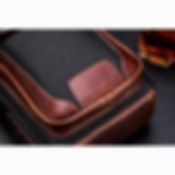 Genuine?Leather Casual Fashion Chest Bag