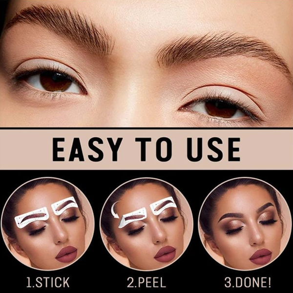 Last Day Promotion 60%OFF - 4D Imitation Eyebrow Tattoos(Buy More Save More)