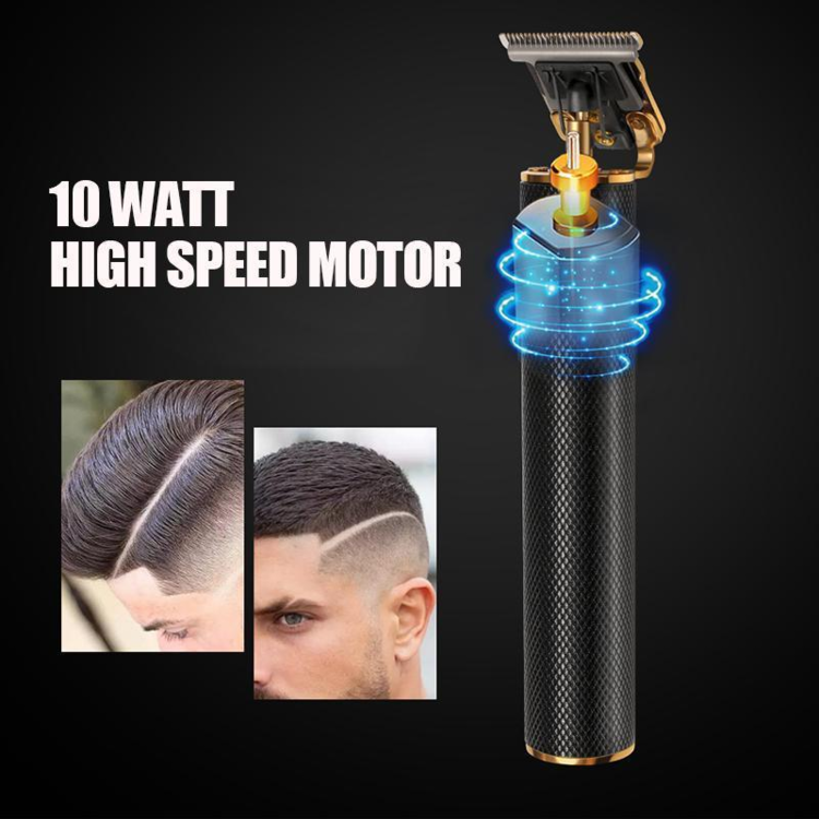 (Father's Day Promotion 60% OFF )-Electric Pro Grooming Rechargeable Cordless Close Cutting T-Blade Trimme
