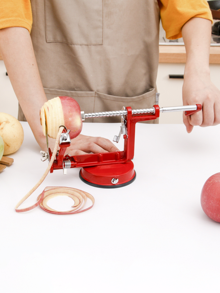 3 in 1 Stainless Steel Apple Peeler