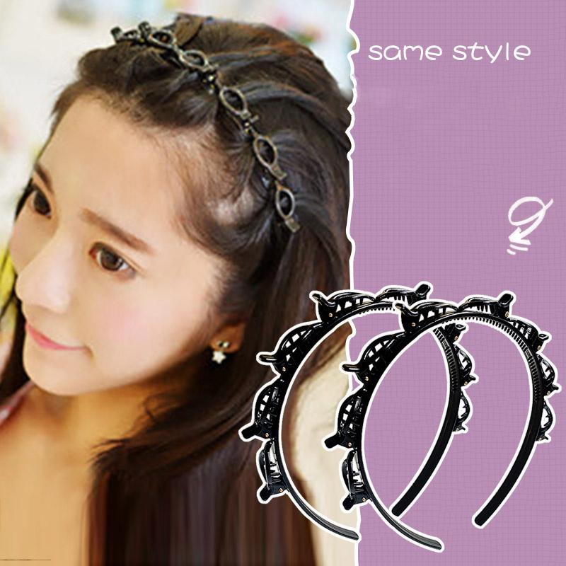 Double Bangs Hairstyle Hairpin2