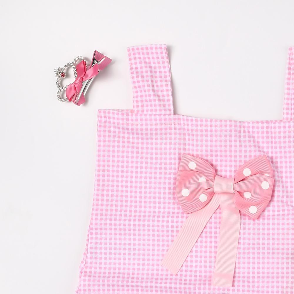 Reborn Dolls Baby Clothes Pink Outfits for 20