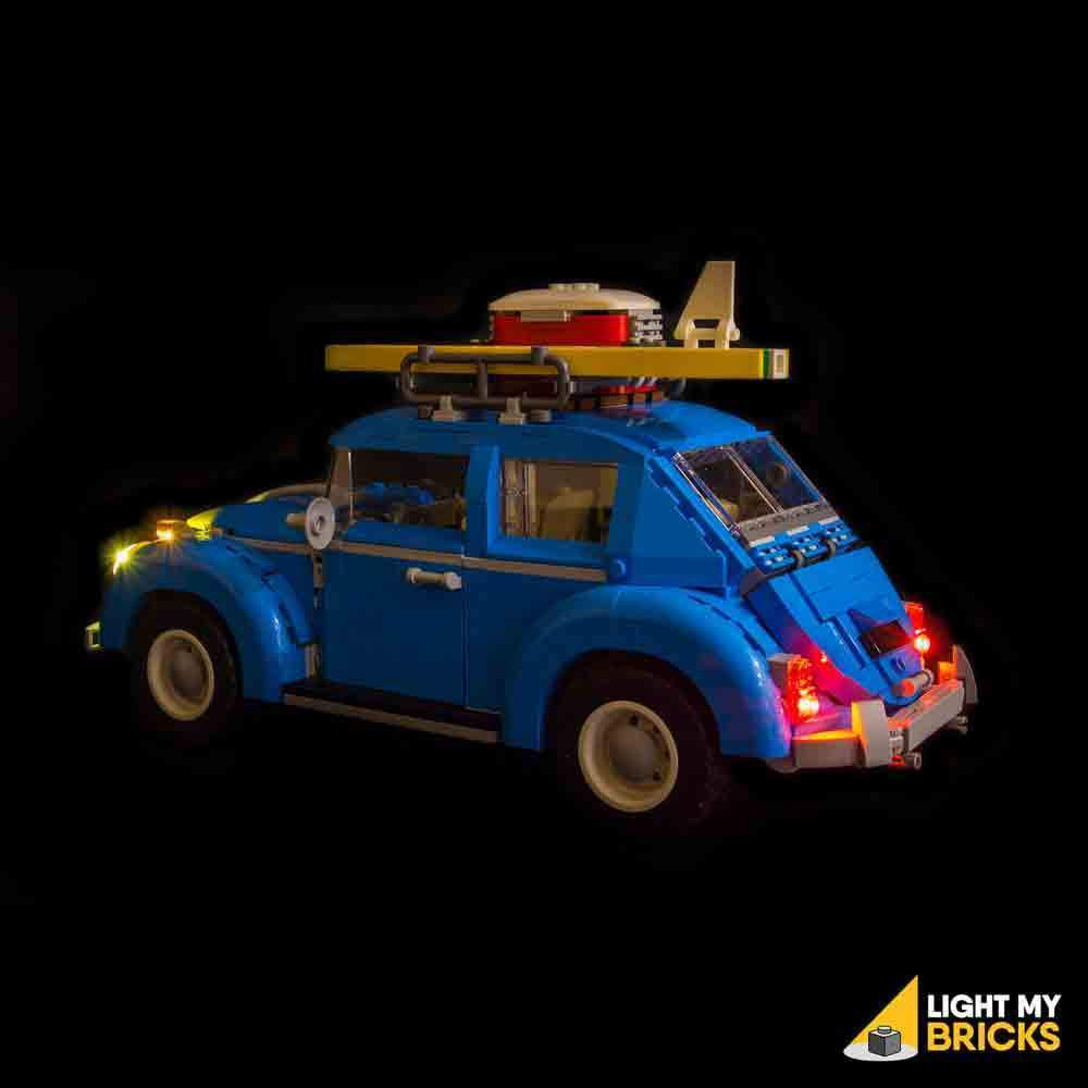 LEGO Volkswagen Beetle #10252 Light Kit
