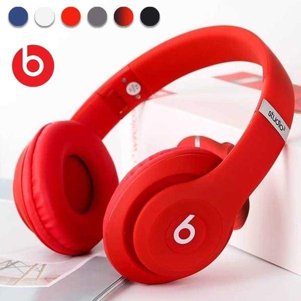 Refurbished Beats Dr. Dre Studio.3 Wireless Pop Collection On Ear Outdoor Headphone 6 Colors