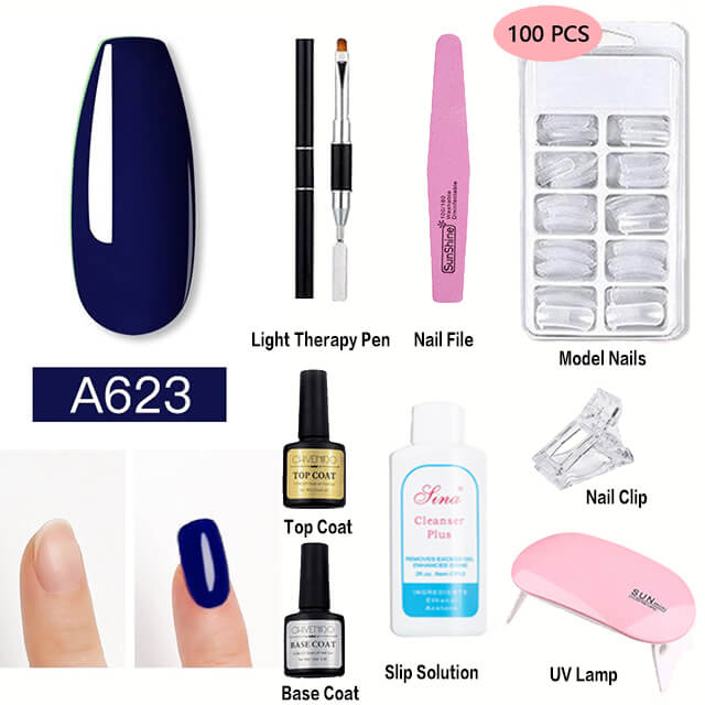 (New Arrival) Nail Lengthening Gel- 60 colors