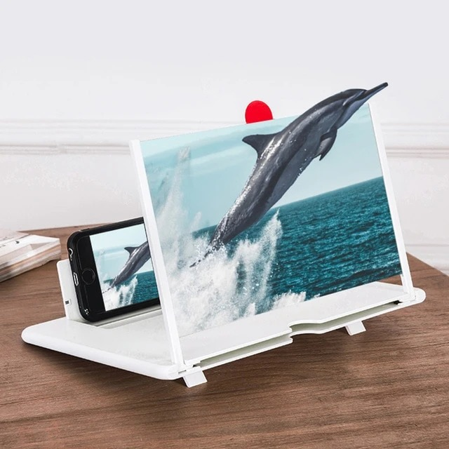 Foldable Mobile Phone Amplifier