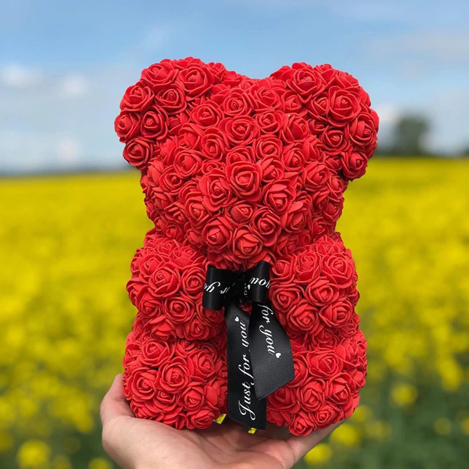 The Rose Bear💖💖Hot Sale