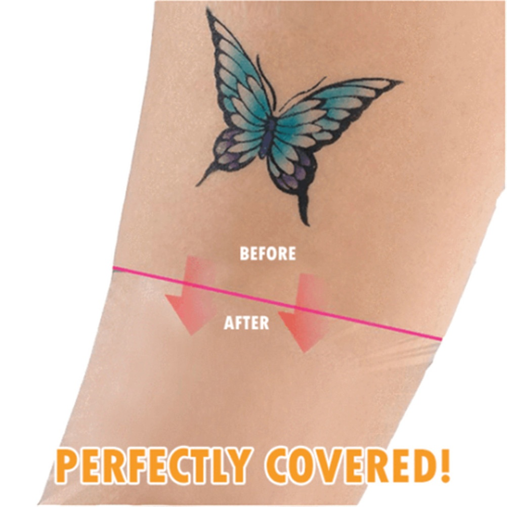 1pc 6type Tattoo Scar Flaw Concealing Tapes Acne Cover Up Ultra Thin Patch Flesh-Colored Waterproof Breathable