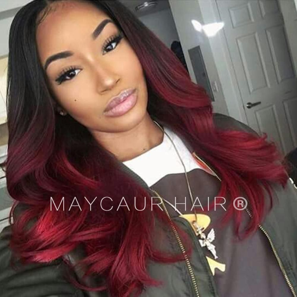 Lace Frontal Wigs Red Hair Orange Curly Wig Wig Color 27 Black Ponytail Hairstyles 2019 Cornrow Braids Free Shipping