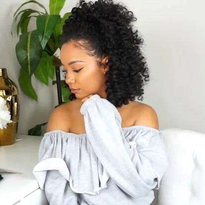 Special OFF | 2020 Afro Natural Wig, Best Wig Ever Type Hair