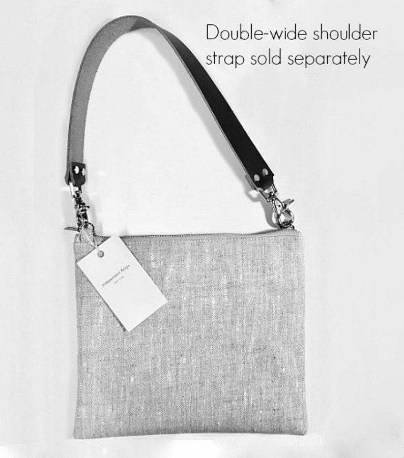 CrossBody Bag, Simple CrossBody Purse, Linen Crossbody bag        Update your settings