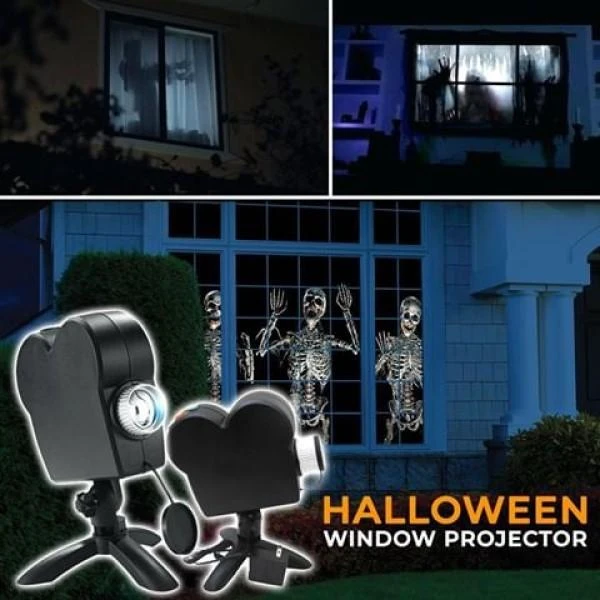 🎃HALLOWEEN PRE-SALE 50% OFF--HALLOWEEN HOLOGRAPHIC PROJECTION!