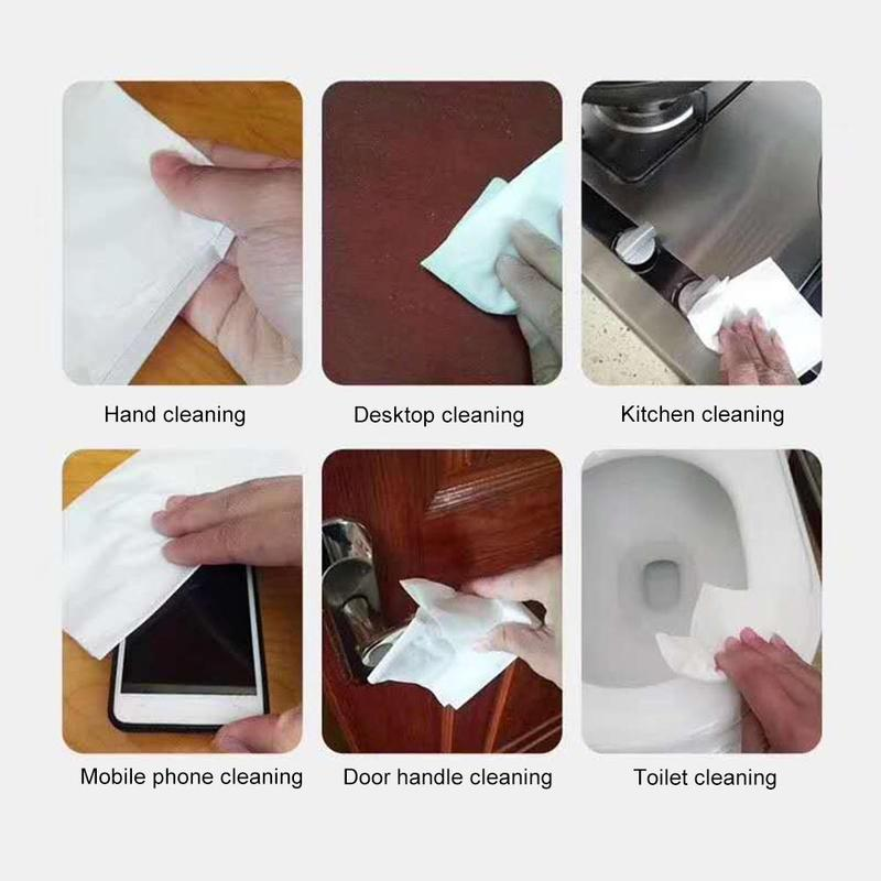 Alcohol Wipes,Disinfection wipes-75% Soft Alcohol Wipes for All-Purpose Cleaning