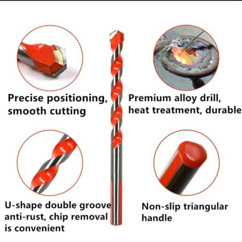 Ultimate Punching Drill Bits(BUY 2 FREE SHIPPING)