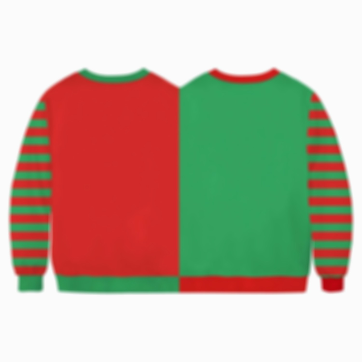 Ive Been Nice Two Person Christmas Sweater