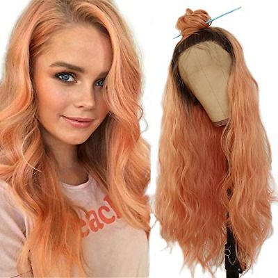 Lace Front Wigs Brown Wigs Blonde Wigs Human Hair Honey Blonde Wigs Blonde And Purple Highlights Wigs For Black Women