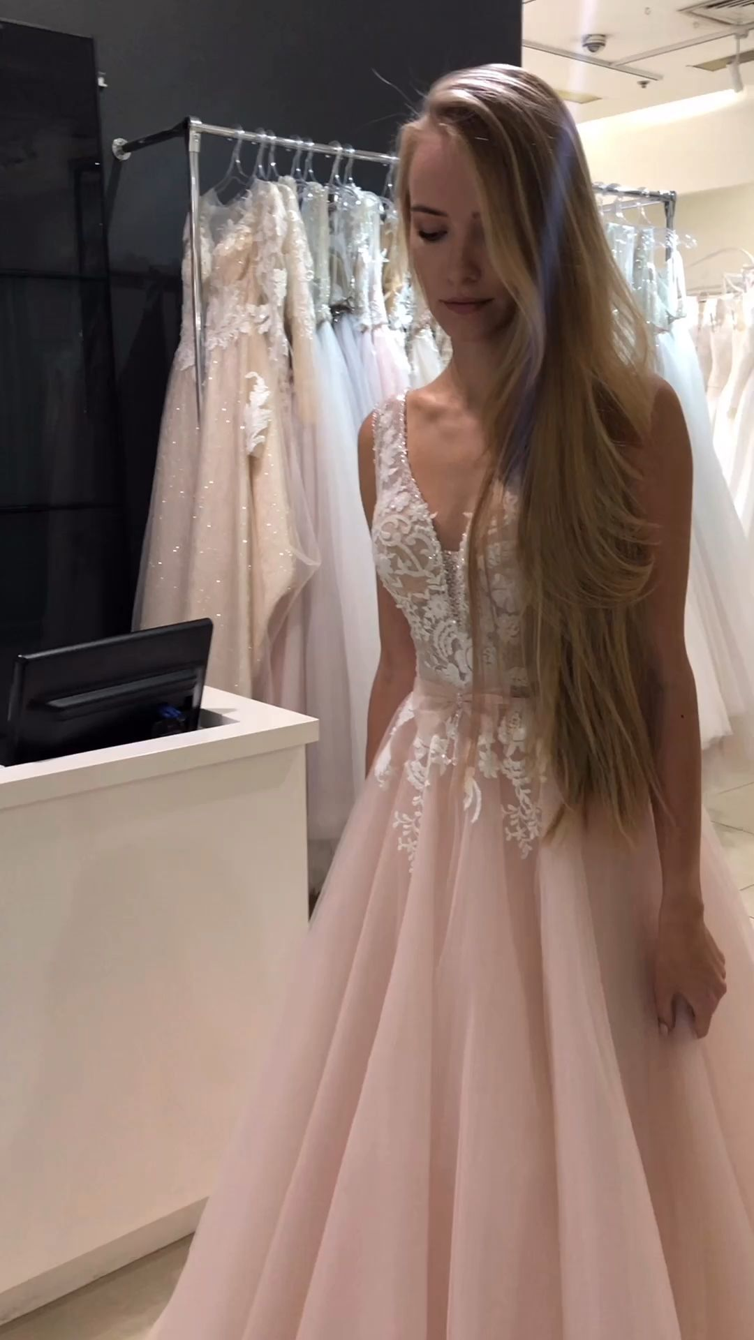 Wedding Dresses Luxury Wedding Dresses T Length Formal Dresses Cheap P Queewwn,Pink Dresses For Weddings