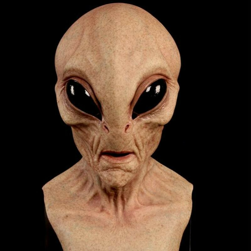 ( 50% OFF&Holiday promotion)Alien Funny Mask  Buy 2 Free Shipping