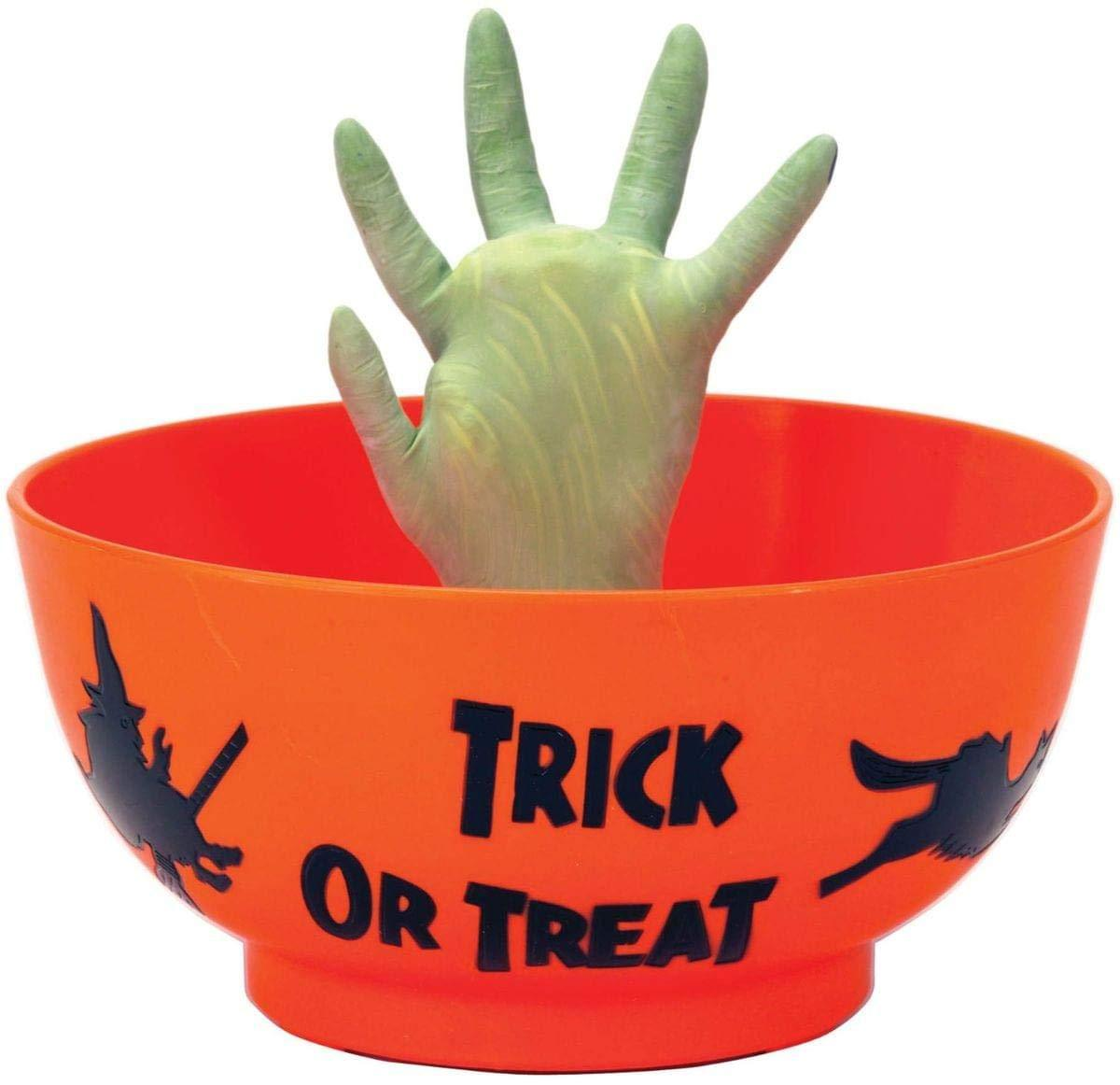 50% OFF - Moving Monster Hand Halloween Candy Bowls