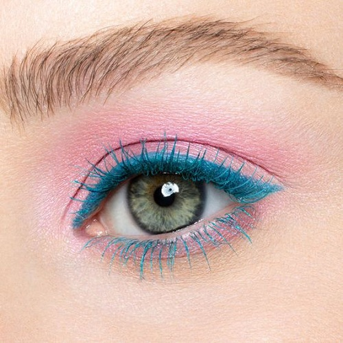Super Liquid And Waterproof-12 Colorful Neon  Eyeliner