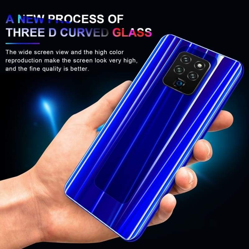 2019 New Mate 35 Pro with 8GB+256GB Large Memory 6.3 Inch Mobiel Phone 4G Face Reconition Unlock Cellphone Dual SIM Cards MobilePhone Support T Card 10 Core Smart Phones