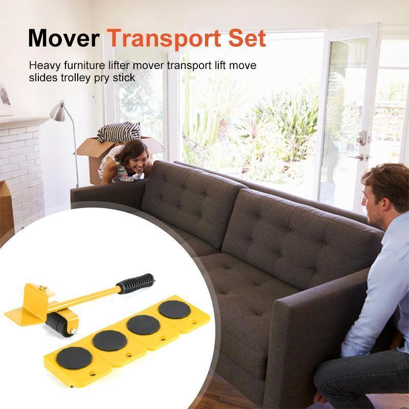 comfybear Furniture Lifter Movers Tool Set, 4 Packs