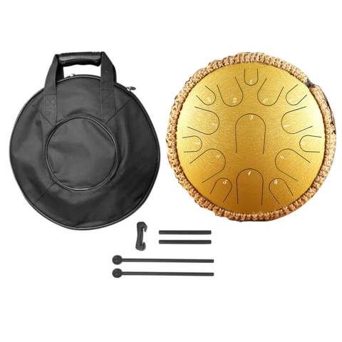 Steel Tongue Drum-Free shipping