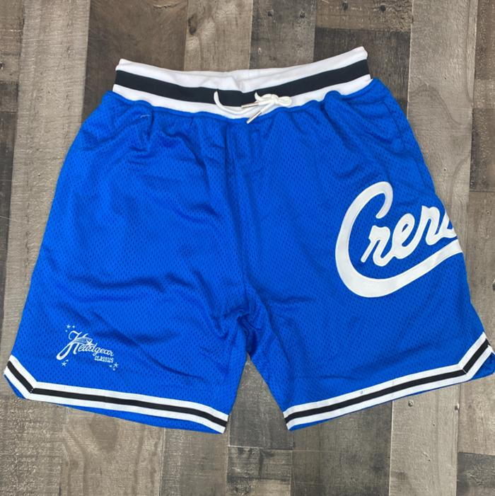 CRENSHAW SHORTS (BLUE)