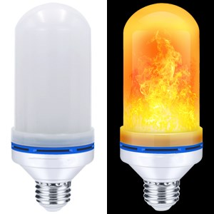 Hanging LED Flame Light for Halloween Decorations /Hotel/Bar/Party Decoration