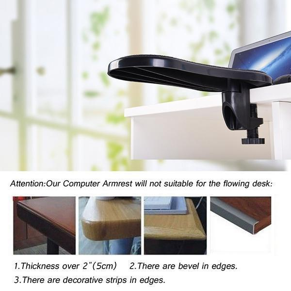 Rotating Computer Arm Support ( Buy 2 For Free Shipping )
