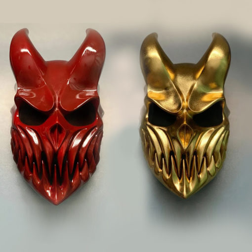 """🥇MOUTH REMOVABLE MASK """"KID OF DARKNESS""""-BUY 2 FREE SHIPPING"""