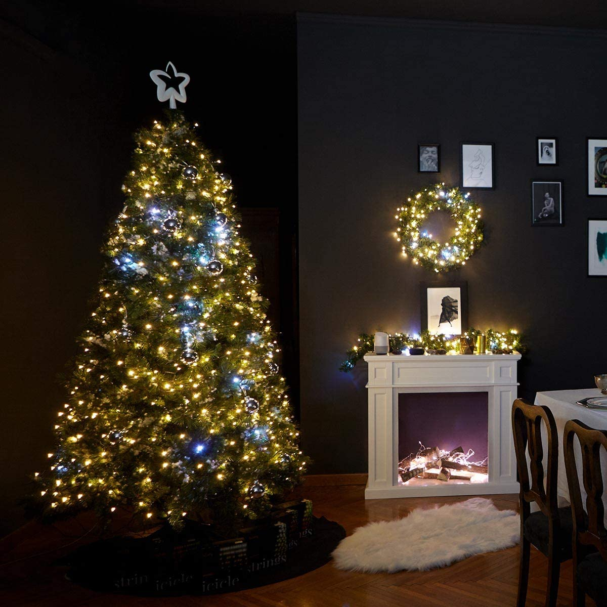 (Early Christmas 50%OFF) Christmas LED String Lights ,Decorate Your Unique Christmas Tree