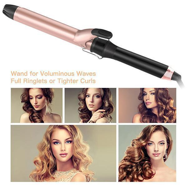 2019 The Best Rotating Curling Iron-Buy 2 Get 15%OFF & Free Shipping