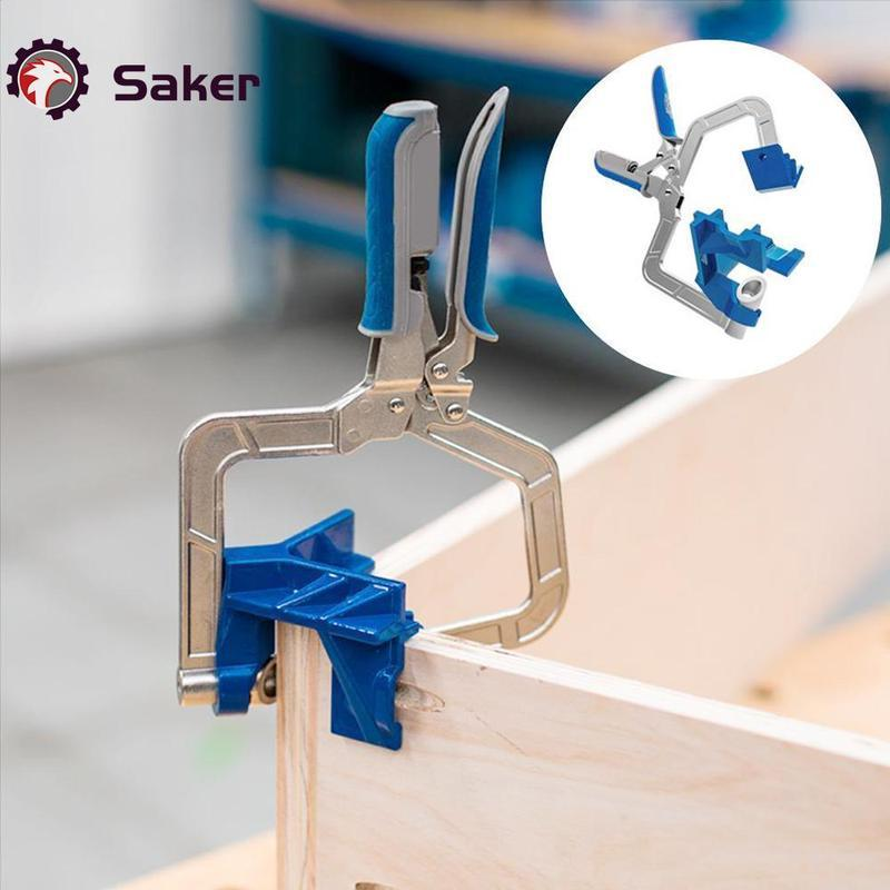 🔥【Hot Sale!】Saker 90° Corner & T  Joints Clamp