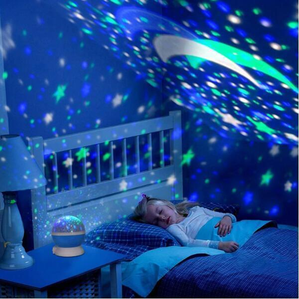 [Christmas Holiday Sale]Starry Sky Night Light Projector - 50% OFF NOW