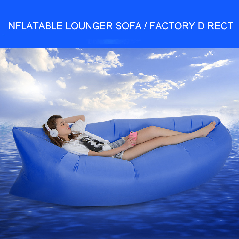 Outdoor Lounger Air Bed