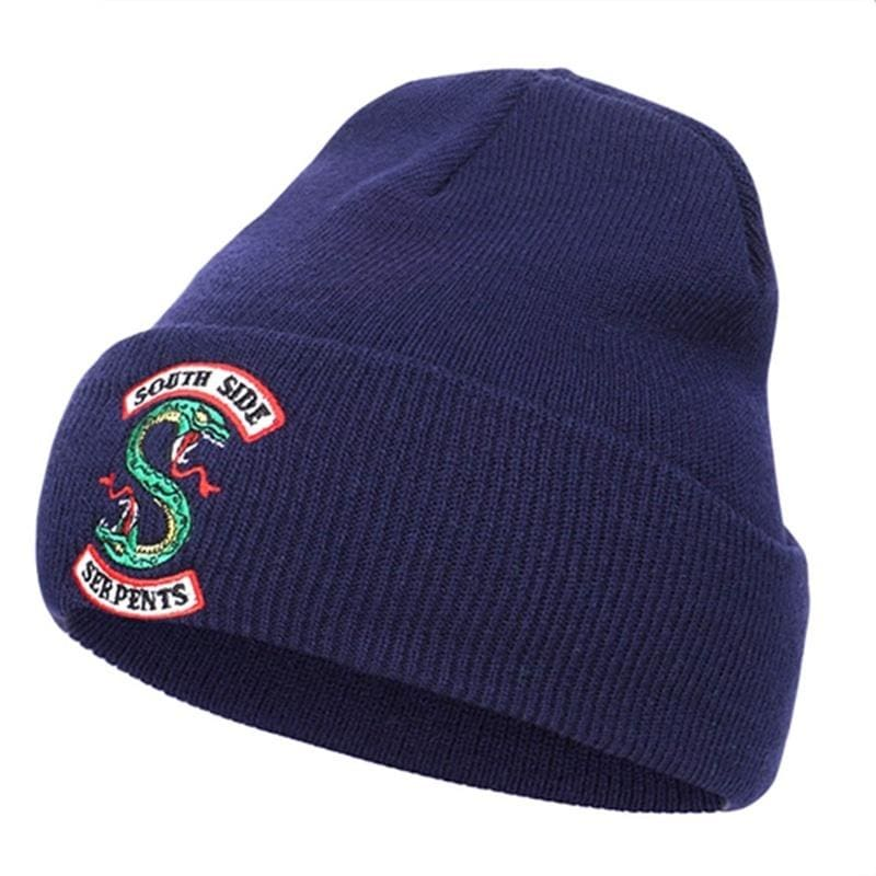 New Riverdale South Side Serpents Warm Beanie Hat Winter Knitted Cap Unisex Gift