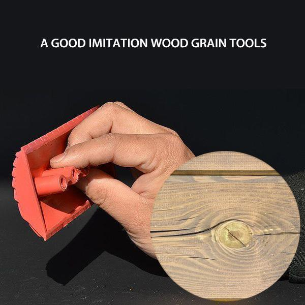 【👍Buy 1 Get 1 Free】Wood Graining DIY Tool Set😀