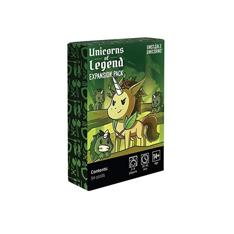 Unstable Unicorns 1 X Unstable Unicorns Base Game Board Game Party Card Game with 5 X Expansion Packs